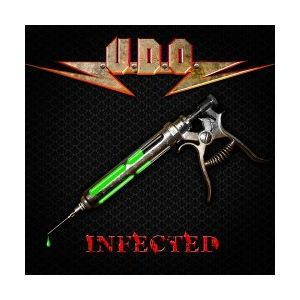 U.D.O. - Infected CD EP