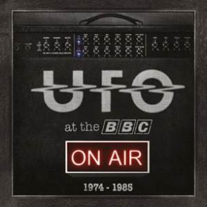 UFO - At The BBC: On Air 1974-1985 5CD+DVD