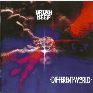 URIAH HEEP - Different world
