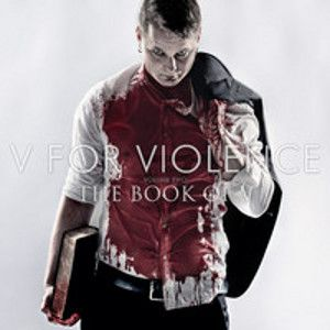 V FOR VIOLENCE - The Book Of V LP