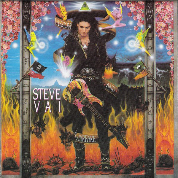 VAI STEVE - Passion & warfare
