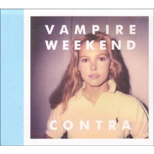 VAMPIRE WEEKEND - Contra LP XL Recordings