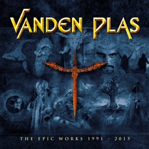 VANDEN PLAS - Epic Works 1991-2015 11CD BOX SET