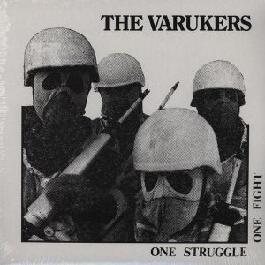 VARUKERS - One struggle one fight LP Radiation UUSI M/M
