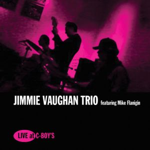 VAUGHAN JIMMY - Live At C-Boy's CD