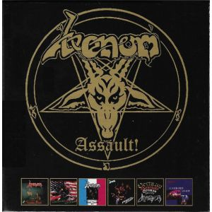 VENOM - Assault! 6CD