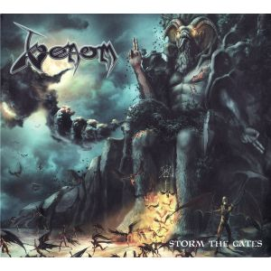 VENOM - Storm The Gates PICTURE 2LP UUSI LTD Picture Discs