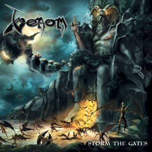 VENOM - Storm the Gates 2LP COLOURED VINYL
