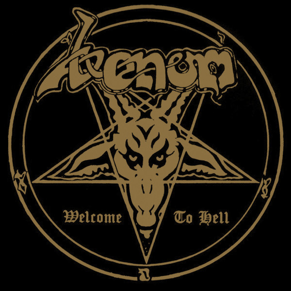 VENOM - Welcome To Hell 2LP UUSI Back On Black 2016