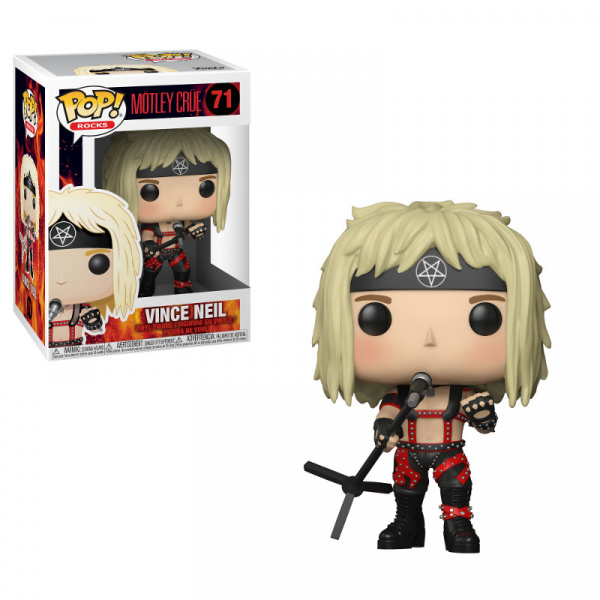 FUNKO POP! ROCKS - Vince Neil #71