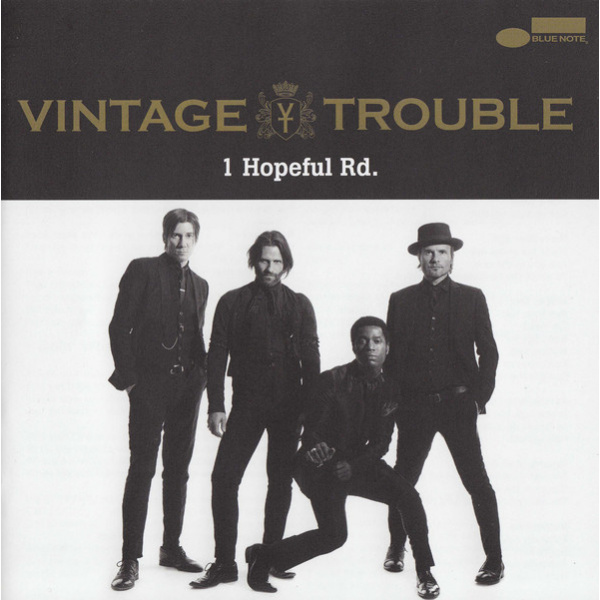 VINTAGE TROUBLE - 1 Hopeful Rd. LP Blue Note UUSI