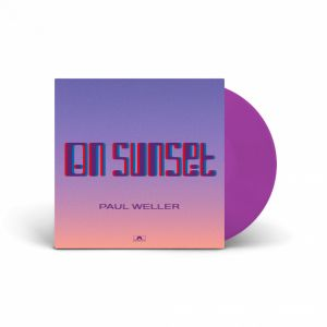 WELLER PAUL - On Sunset 2LP Indies  Exclusive Violet Vinyl