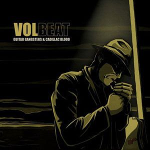 VOLBEAT - Guitar gangsters & cadillac blood LP Mascot records