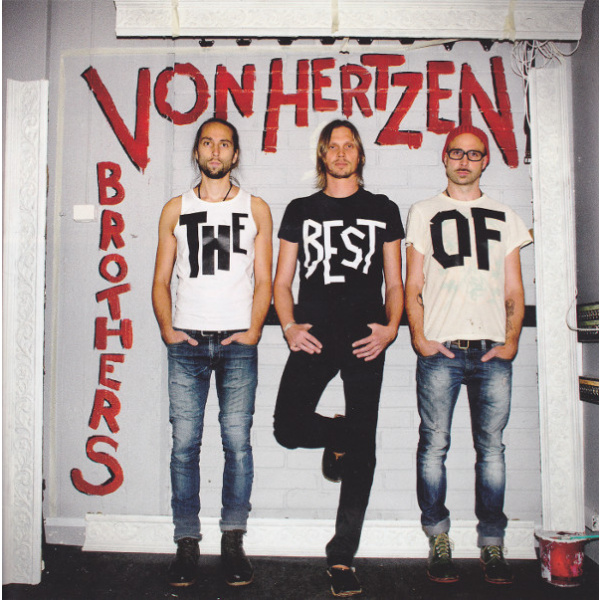 VON HERTZEN BROTHERS - Best Of CD+DVD