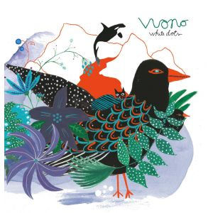 VUONO - White Dots LP Svart Records