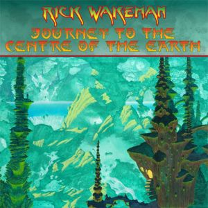 RICK WAKEMAN - Journey To The Centre Of The Earth 2LP UUSI Music Fusion