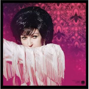 WANDA JACKSON - The party ain't over LP Third Man Records UUSI