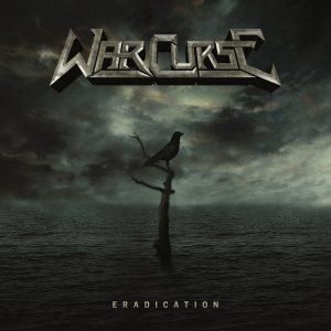 WAR CURSE - Eradication LP BLACK VINYL Svart Records