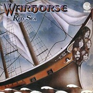 WARHORSE - Red Sea LP REPERTOIRE