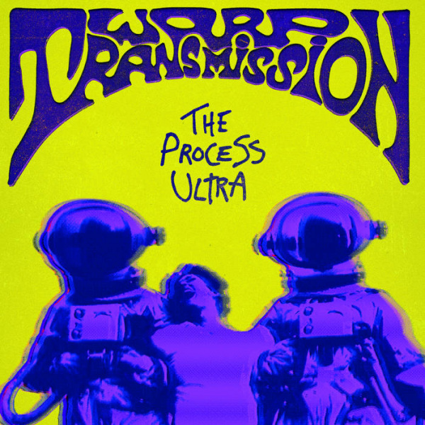 WARP TRANSMISSION - The Process Ultra LP UUSI