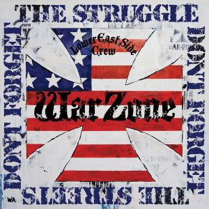 WARZONE -  Don't Forget The Struggle Don't Forget The Streets LP  Revelation Records
