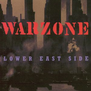 WARZONE - Lower east side CD