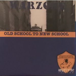 WARZONE - Old scool to new school