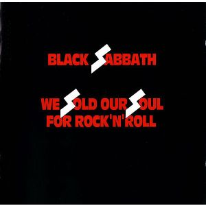 BLACK SABBATH - We Sold Our Soul For Rock 'N' Roll 2CD
