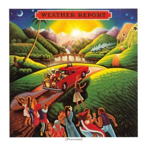 WEATHER REPORT -  Procession CD