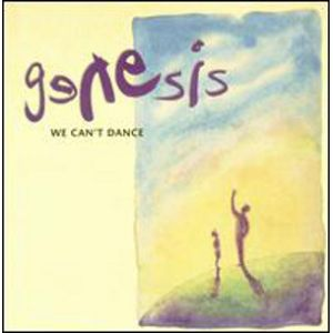 GENESIS - We Can´t Dance