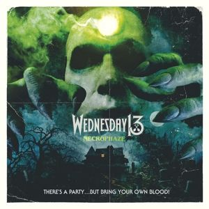 WEDNESDAY 13 - Necrophaze CD