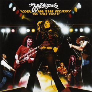 WHITESNAKE - Live in the heart of the city REMASTERED 2CD