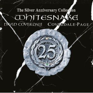 WHITESNAKE - The silver anniversary collection 2CD