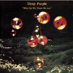 DEEP PURPLE - Who do we think we are 25 YEARS ANNIVERSARY