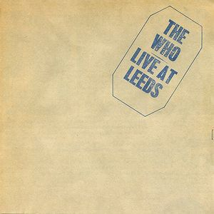WHO - Live at Leeds + Bonus tracks CD