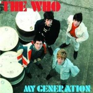WHO - My generation DELUXE EDITION 2CD