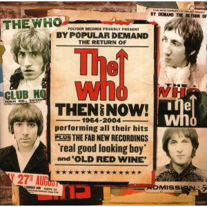WHO - Then and now CD