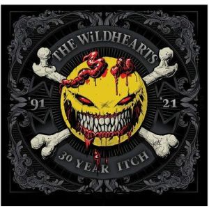WILDHEARTS - 30 YEAR ITCH 2LP UUSI LTD YELLOW vinyls