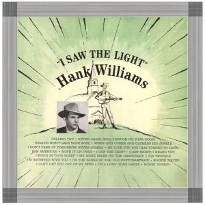 WILLIAMS HANK - I saw the light LP Doxy UUSI
