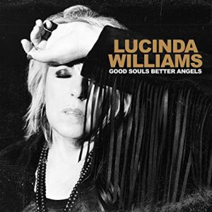 WILLIAMS LUCINDA  - Good Souls Better Angels CD