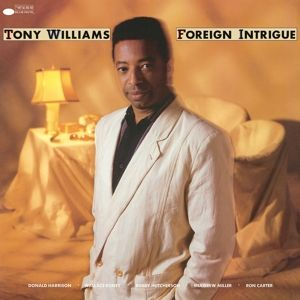 WILLIAMS TONY - Foreign Intrigue LP lue Note 80 Vinyl Edition