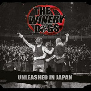 WINERY DOGS - Winery Dogs - Unleashed In The East LP Ear Music