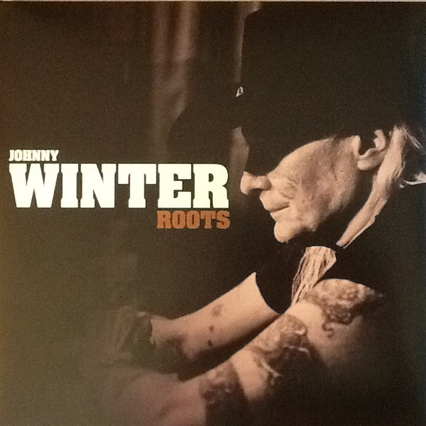 JOHNNY WINTER - Roots LP Megaforce UUSI