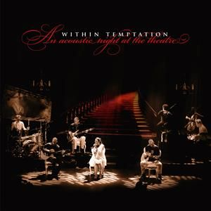 WITHIN TEMPTATION - An acoustic night at the theatre LP