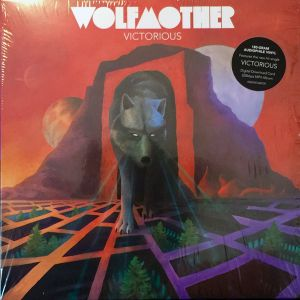 WOLFMOTHER - Victorious LP Universal UUSI M/M