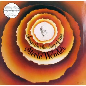 WONDER STEVIE - Songs in the Key of Life 2LP
