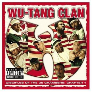 WU-TANG CLAN - Disciples of the 36 Chambers: Chapter 1 2LP