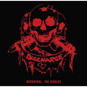 DISCHARGE - Decontrol - the singles CD