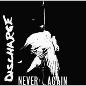 DISCHARGE - Never again CD