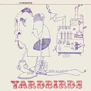 YARDBIRDS - Roger The Engineer LP Repertoire